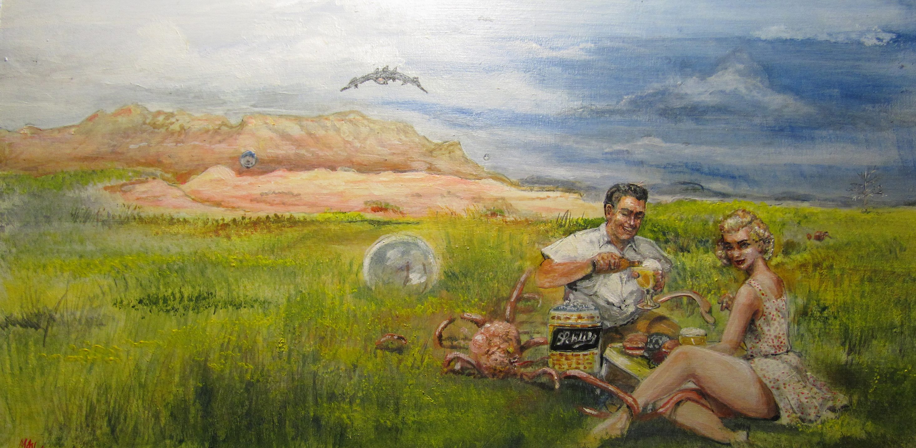 Luncheon on the Grassland
